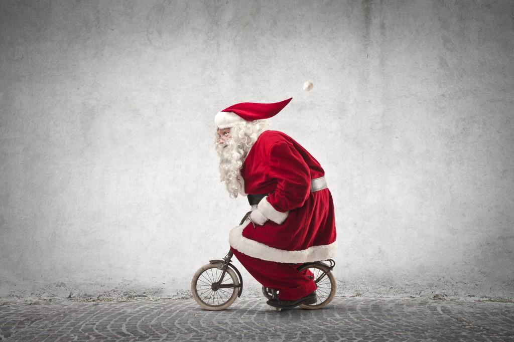 speed Santa
